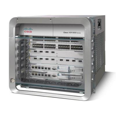 Cisco netwerkchassis: ASR-9006 DC CHASSIS