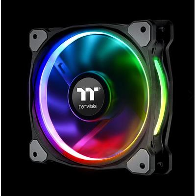Thermaltake 500 ~ 1400 R.P.M, 63.19 CFM, 160 g Hardware koeling - Grijs