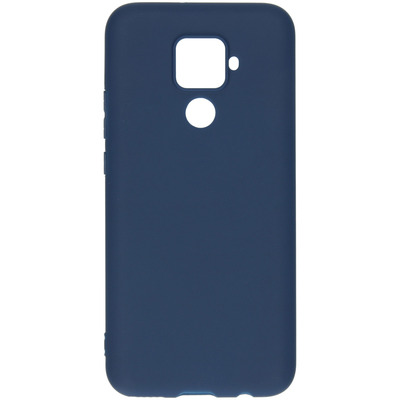 Color Backcover Huawei Mate 30 Lite - Donkerblauw - Donkerblauw / Dark Blue Mobile phone case