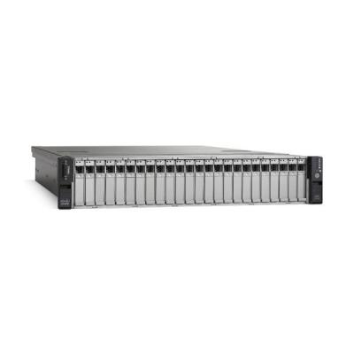 Cisco server: UCS C240 M3 Value 2 Rack Server