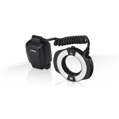 Canon camera flitser: MR-14EX II - Zwart, Wit
