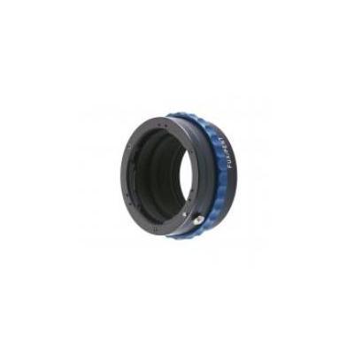 Novoflex lens adapter: Fuji X Pro to Pentax K adapter - Zwart, Blauw
