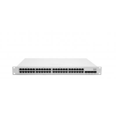 Cisco switch: Meraki MS350-48LP - Grijs