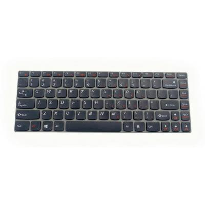 Lenovo notebook reserve-onderdeel: 25207631 - Zwart, Grijs