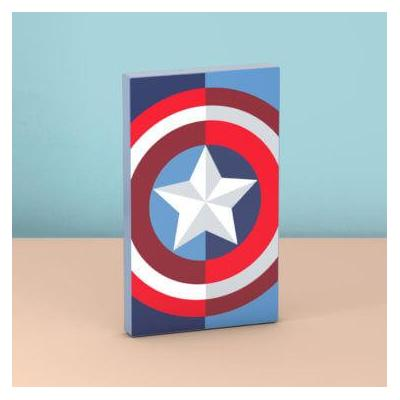 Tribe Marvel Captain America Power Bank, 4000mAh