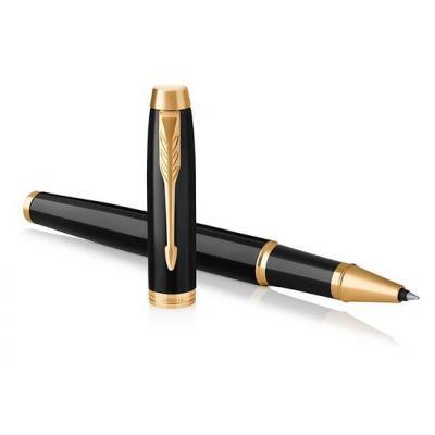 Parker pen: IM - Zwart, Goud