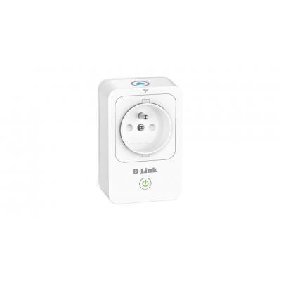 D-link stekker-adapter: Prise intelligente - Wit