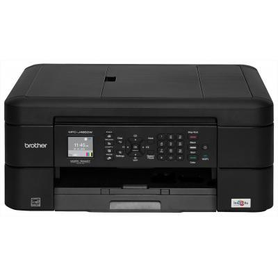 """Brother multifunctional: 10.16 cm (4 """") 1 - Netwerk A4 kleurenprinter - flatbed kleurencopier - kleurenscanner - ....."""