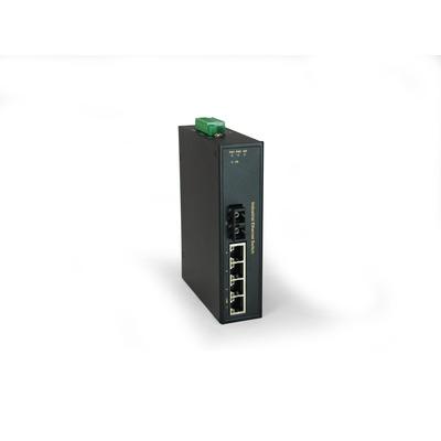 LevelOne IFS-0502 Switch - Zwart