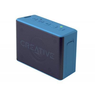 Creative labs draagbare luidspreker: MUVO 2c - Blauw