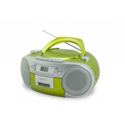 Soundmaster CD-radio: SCD5410GR - Groen