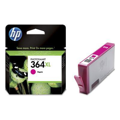 HP inktcartridge: 364XL Magenta voor o.a DeskJet 3070A