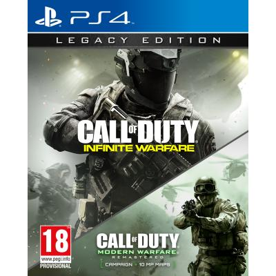 Activision game: Special Price - Call of Duty, Infinite Warfare (Legacy Edition)  PS4