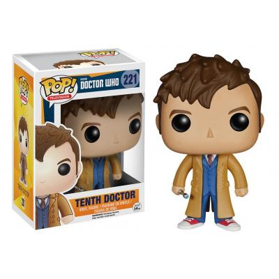 Funko video game toys & figure: Pop! TV: Doctor Who: Tenth Doctor - Multi kleuren
