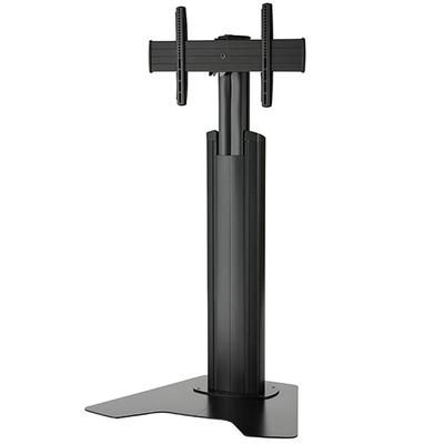 Chief Medium FUSION Manual Height Adjustable Floor Stand Multimedia kar & stand - Zwart