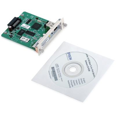 Epson SIDM Net 10/100 Base Tx Internal Print Server PS107 Printer server
