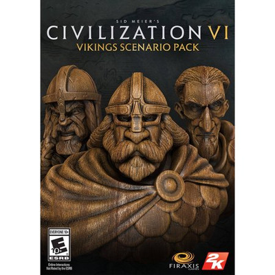 2k : Sid Meier's Civilization VI Vikings Scenario Pack