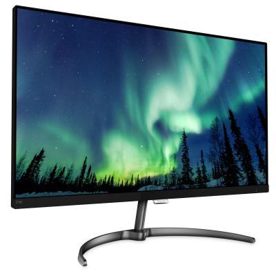 "Philips monitor: 276E8VJSB 27"" 4K UHD-monitor - Zwart"
