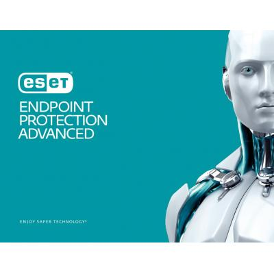 ESET Endpoint Protection Advanced User 25 - 45 Software