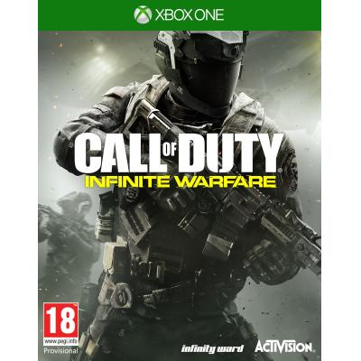Activision game: Call of Duty: Infinite Warfare  Xbox One