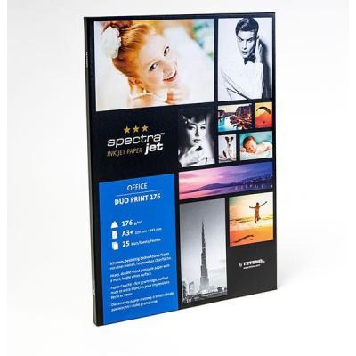 Tetenal fotopapier: SpectraJet Duo Print Paper 176gsm A3+ 25 sheets