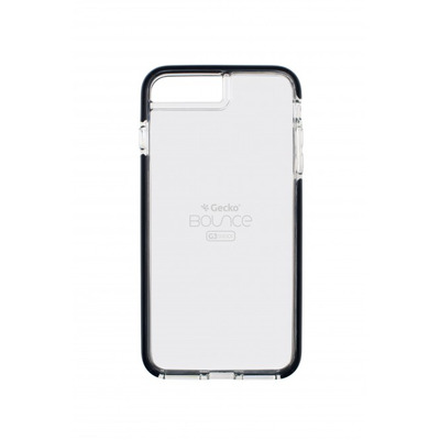Gecko B1T4C1 Mobile phone case - Zwart, Transparant