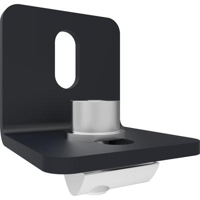 SmartMetals Muurbeugel, Maximale belasting 50 kg, Zwart Muur & plafond bevestigings accessoire