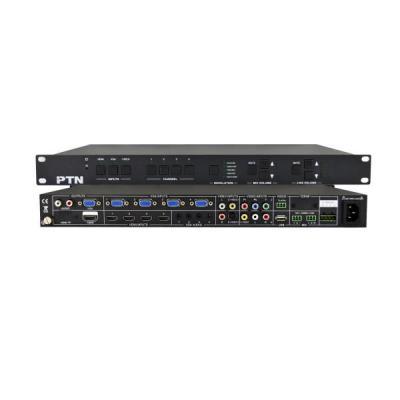 PTN-Electronics 1080p, VGA, HDMI, 2x20W@4Ω or 2x10W@8Ω, IR, RS-232