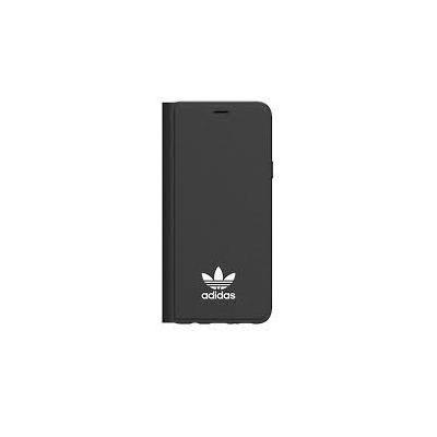 Adidas 6.2'', Galaxy S9+, TPU, black Mobile phone case - Zwart