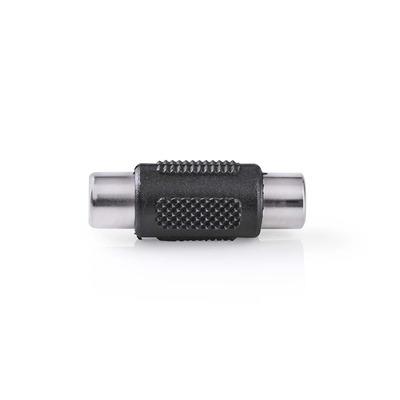 Nedis CAGP24950BK Kabel adapter - Zwart