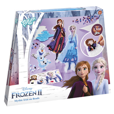 Totum Disney Frozen 2 Iron On Beads - Multi kleuren
