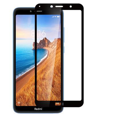 ESTUFF Xiaomi Redmi 7A Screen protector - Zwart,Transparant
