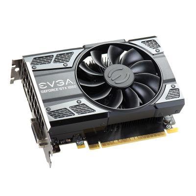 Evga videokaart: NVIDIA GeForce GTX 1050 Ti, PCI Express x16 3.0, 4GB GDDR5, 128 bits, 3 x DisplayPort, 1 x HDMI, 1 x .....