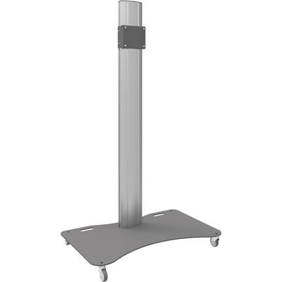 SmartMetals Mobiel vloerstatief, vaste installatie, voor flatscreens max. 90 kg (montagesysteem 170 x 140 .....
