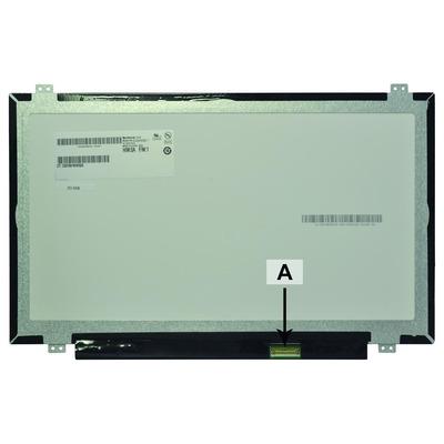 2-Power 2P-Y753W Notebook reserve-onderdelen
