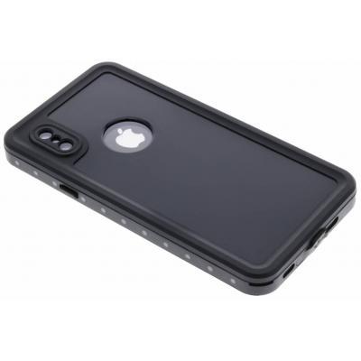Redpepper Dot Plus Waterproof Backcover iPhone X - Zwart / Black product
