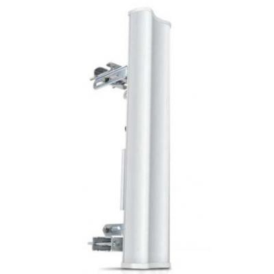 Ubiquiti networks antenne: 2x2 MIMO BaseStation Sector Antenna - Wit
