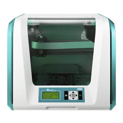Xyzprinting 3D-printer: da Vinci Junior 1.0w 3D-printer WiFi - Groen, Wit