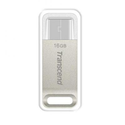 Transcend USB flash drive: JetFlash 850 16GB - Goud