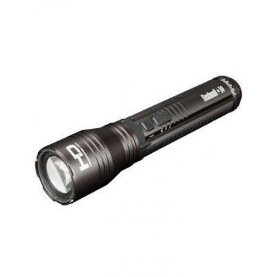 Bushnell zaklantaarn: 4x AA, 330 Lumens, 136m, IPX4, Black - Zwart