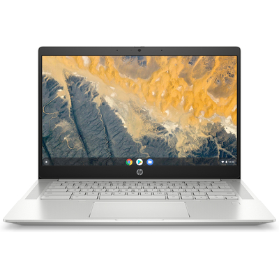 HP Chromebook Pro c640 Laptop - Zilver