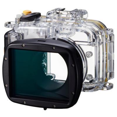 Canon camera accessoire: WP-DC49 - Zwart, Transparant