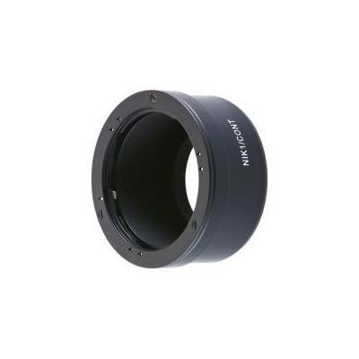 Novoflex NIK1/CONT Lens adapter - Zwart