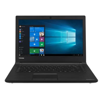 Toshiba laptop: Satellite Pro Satellite Pro R40-C-10W - Zwart