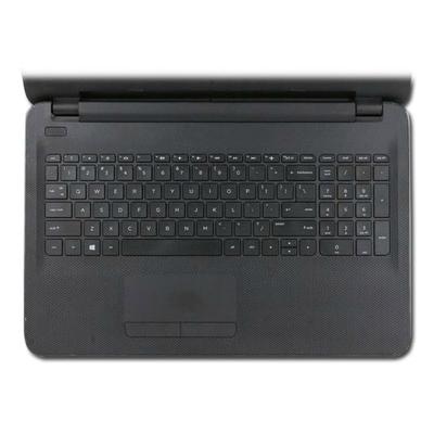 Hp notebook reserve-onderdeel: Top cover & keyboard (FR) - Zwart