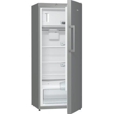 Gorenje combi koelkast: RB6153BX - Grijs, Metallic