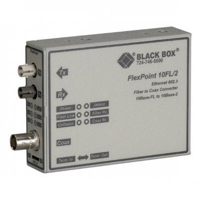 Black Box LMC211A-MM netwerk media converters