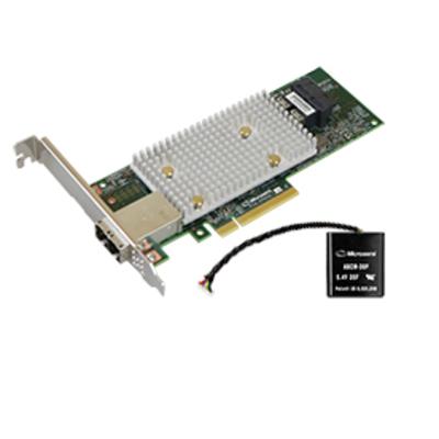 Microsemi SmartRAID 3154-8i8e Raid controller