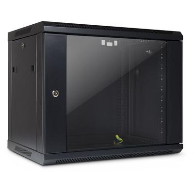 Inter-Tech SMA-6409 Rack - Zwart