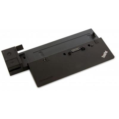 Lenovo docking station: Ultra Dock - Zwart